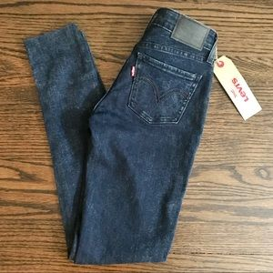 Levi's NWOT women's 535 Super Skinny Jeans